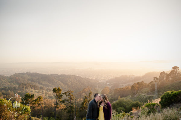Tony and Nicole's Bay Area Tilden Park Engagement Session