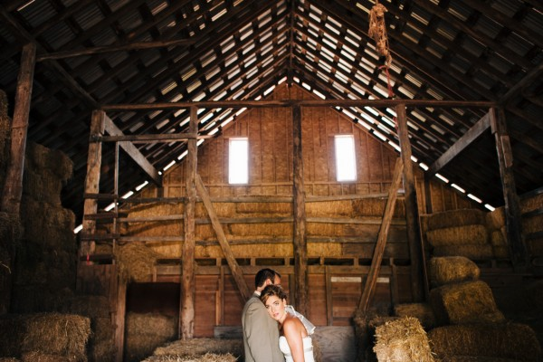 Jaclyn and Tyler's Snohomish Swans Trail Farms Wedding