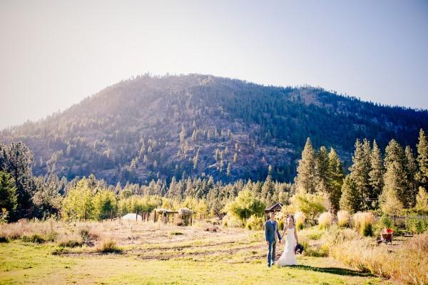 Jon and Melissa's Leavenworth Forest Wedding - Seattle and Leavenworth Wedding Photography