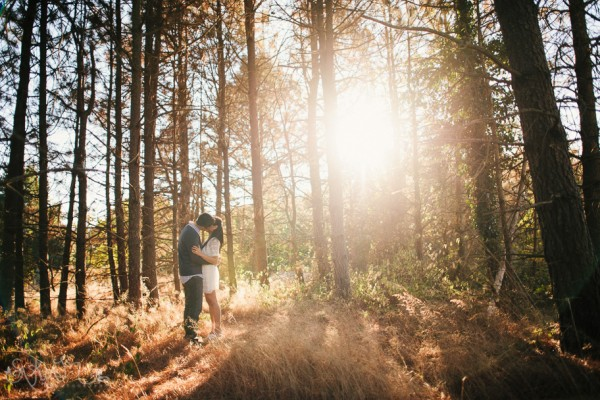 Jenn and Nien's Discovery Park Engagement- Seattle Engagement Photography