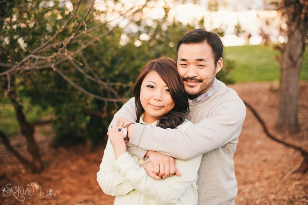 Troy and Aimee's Ballard and Olympic Sculpture Park Engagement - Seattle Engagement Photography