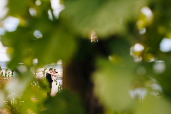 Josh and Heather's Wedding at Karma Vineyards Winery in Chelan, Washington