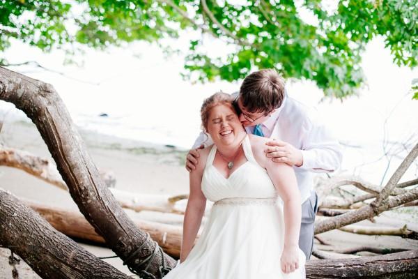 Sneak Peek: Angela and Jacob's Gig Harbor Wedding