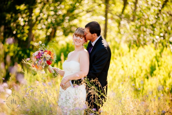 Angela and Anthony's Leavenworth Wedding: Sneak Peek
