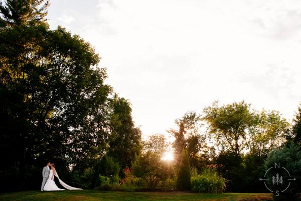 Kailey and Brendan's New Hampshire Wedding:  Sneak Peek
