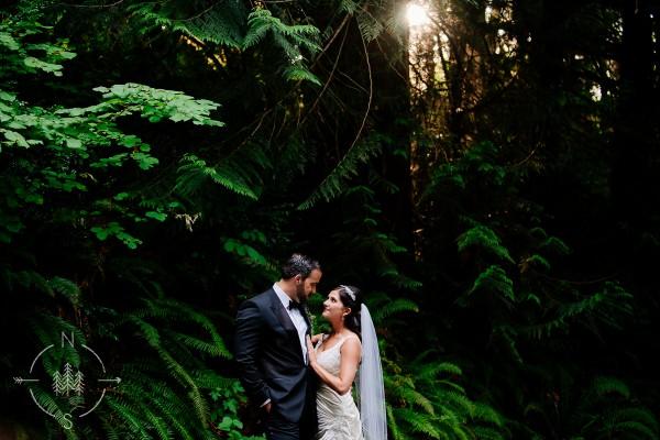 Alex and Rachelle's Gig Harbor Wedding:  Sneak Peek