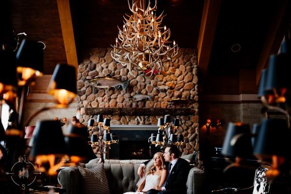 Joanne and Josh's Modern Seattle Wedding: Sneak Peek