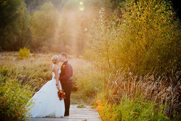Staci and Jared's Fall Leavenworth Wedding:  Sneak Peek