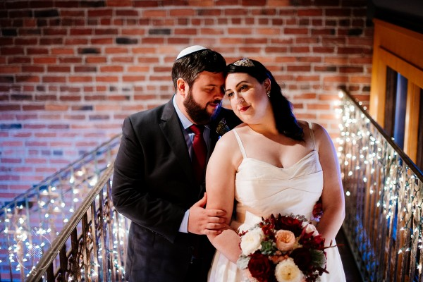 Danielle and Jared's Georgetown Ballroom Wedding:  Sneak Peek