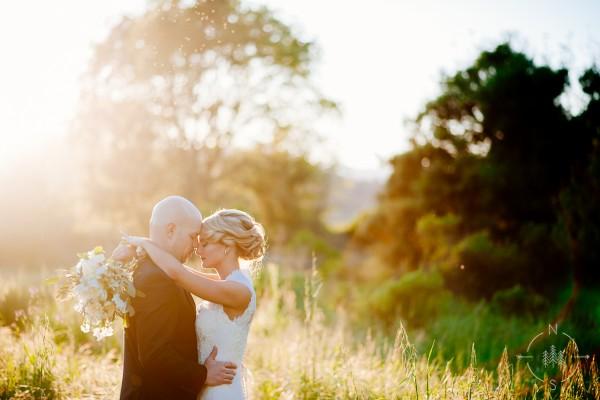 Nikki and Drew's Vintage Estate Napa Valley Wedding
