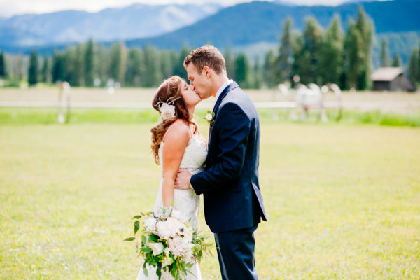 Chaz and Kaylyn's Leavenworth Wedding at Mountain Springs Lodge:  Sneak Peek