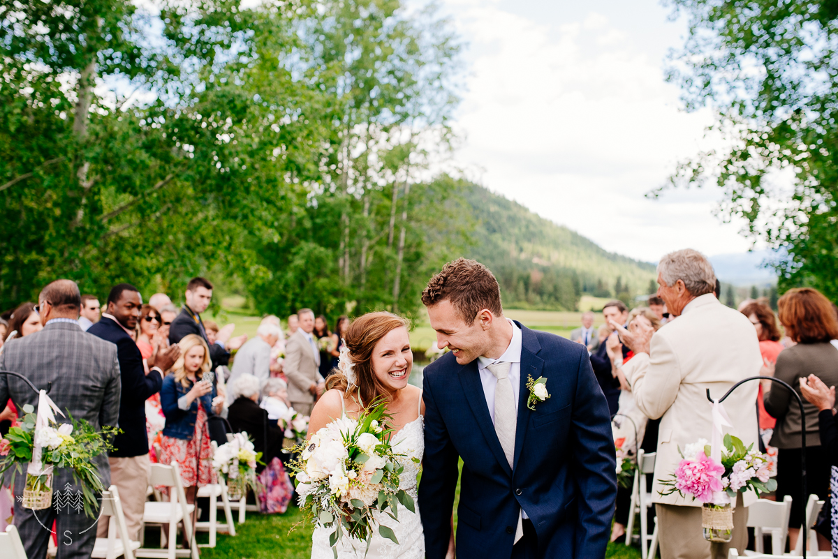 Mountain Springs Lodge Wedding