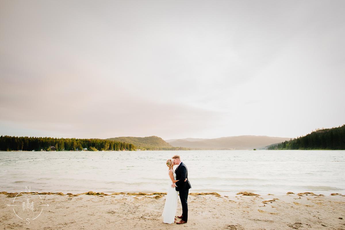 Sandpoint Wedding Photography
