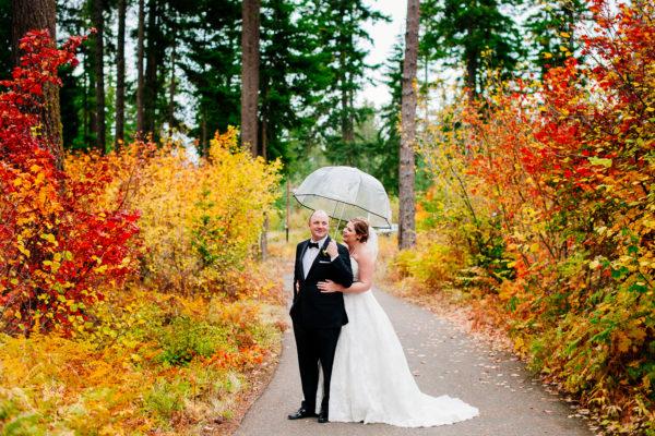 Fall Suncadia Wedding- Chris and Alicia's Swiftwater Cellars Wedding:  Sneak Peek