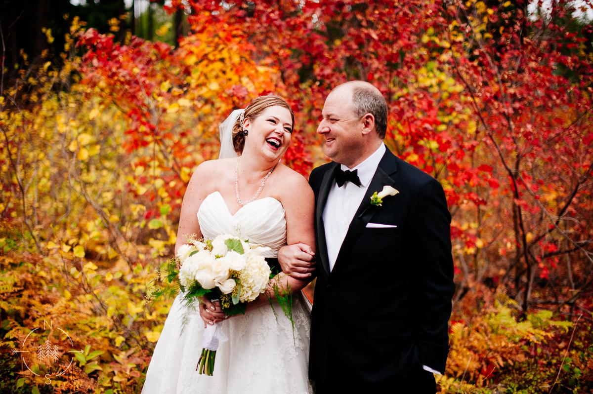 Fall Washington Wedding