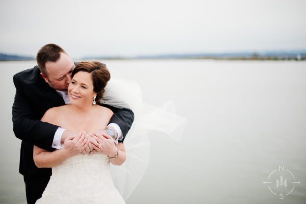 Winter Everett Wedding- Greg and Anna's Monte Cristo Ballroom Wedding: Sneak Peek