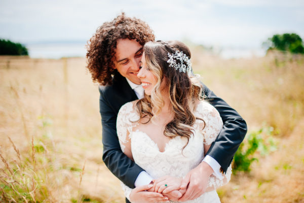 Whidbey Island Wedding at Crockett Farm:  Alisyn and Cody