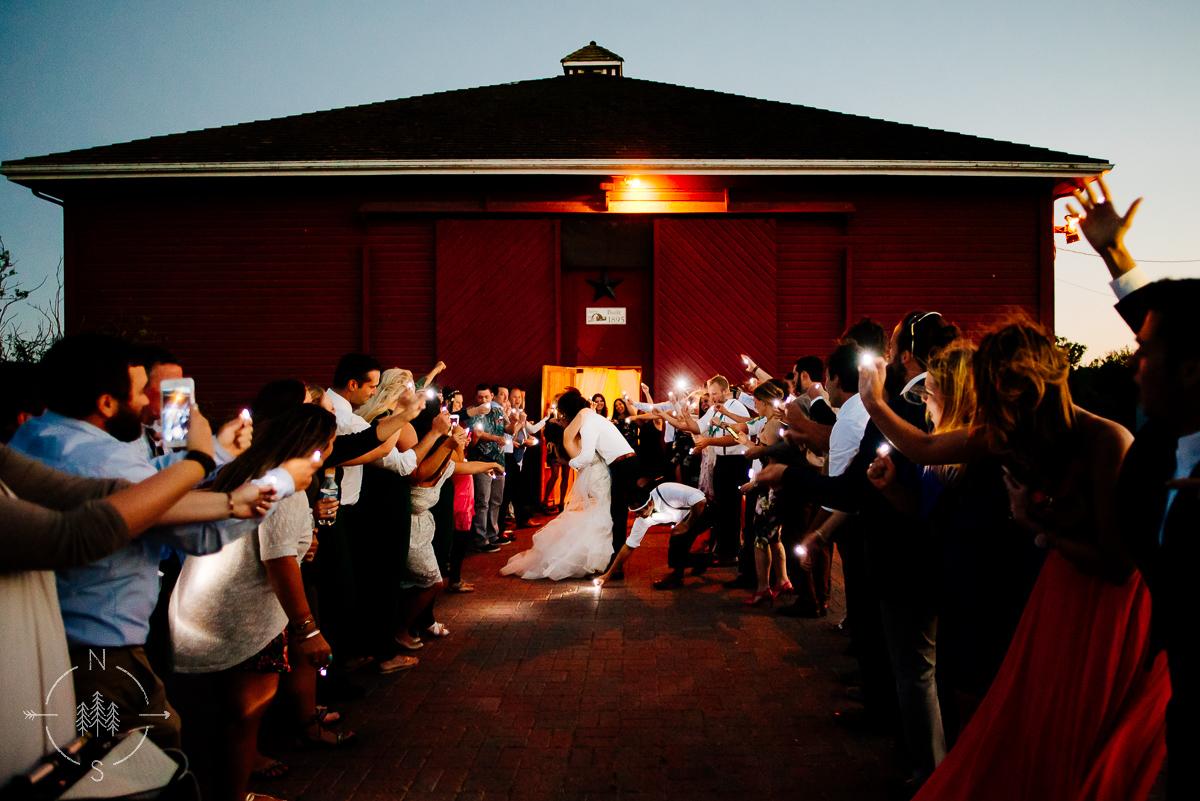 Barn Wedding Washington