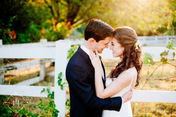 Woodinville Winery Wedding at Delille Cellars:  Rob and Talia