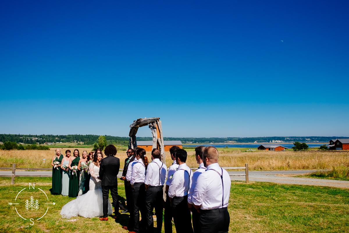 Neal And Saskia Photography Seattle Wedding